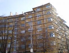 Жилищна сграда - Руски паметник