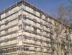 Жилищна сграда бул. Васил Левски