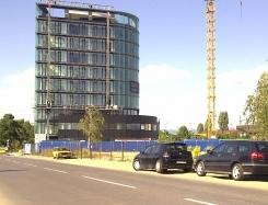 Бизнес център - Индустриална зона