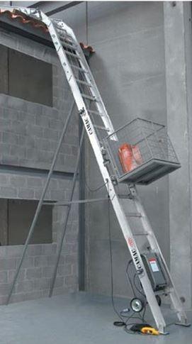 ladder hoist