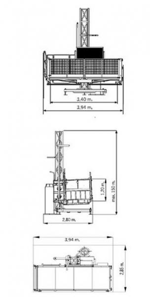 ECP-1500/150 scheme