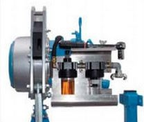 Suspended acces System Compact Air motor
