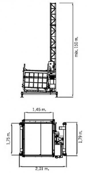 EC-1000/150 scheme