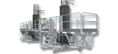 Електрическа платформа CAMAC 3000
